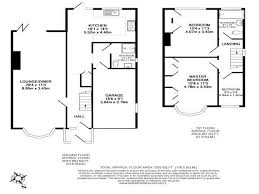 semi detached floor plans lofty idea small detached house plans uk 5 semi detached house
