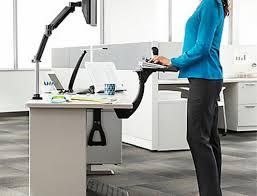 Office Desk Keyboard Tray Shelf Articulating Keyboard Shelf Contemporary Articulating