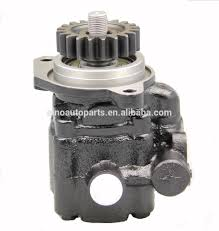 power steering pump for isuzu engine power steering pump for