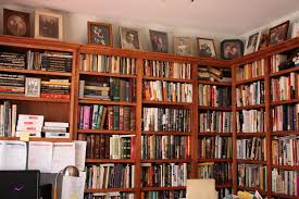 ideas about bookshelves for home library free home designs