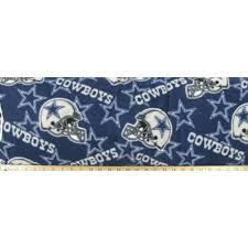 dallas cowboy ribbon nfl dallas cowboys fleece fabric hobby lobby 955187