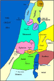 Utk Map Palestinians After More Than Philistine Lands Beyond The Cusp