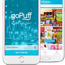 delivery service app delivery service gopuff will remain openthrough
