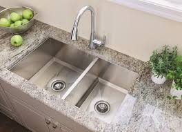 Double Sinks Kitchen by Granite Undermount Kitchen Sinks Double Bowl Latest Home Decor