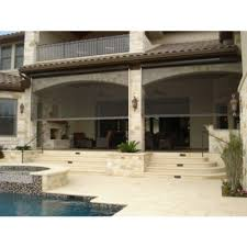 retractable insect screens by texas sun u0026 shade austin tx
