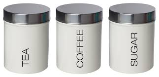 contemporary kitchen canisters 3 canister set contemporary kitchen canisters and
