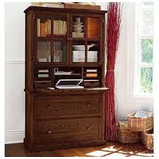Espresso Lateral File Cabinet Berkshire Desk Hutch And Lateral File Cabinet Espresso P