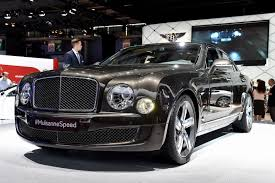 bentley mulsanne black interior bentley mulsanne speed proves 2 7 tonnes of luxury can move really