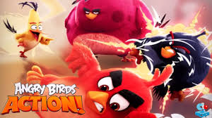 angry birds action pinball meets anger arcade style smash em