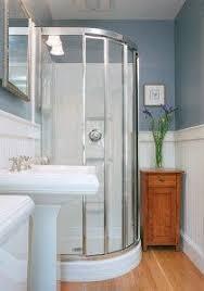 Wainscoting Small Bathroom by 54 Best Bathroom Images On Pinterest Bathroom Ideas Bathroom