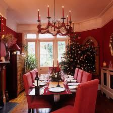 traditional christmas dining room ideas ideal home