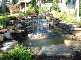 Small Garden Waterfall Ideas Best Backyard Waterfall Ideas Waterfalls Designs Outdoor Furniture