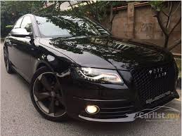 audi s4 v6 supercharged audi s4 2010 3 0 in selangor automatic sedan black for rm 135 888