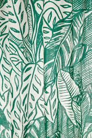 Pomeroy Home Decor Saskia Pomeroy Plants Shower Curtain Urban Outfitters