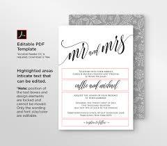 wedding invitation pdf template invitation ideas