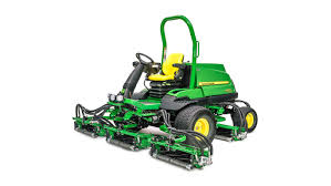 fairway reel mowers 7500a e cut hybrid john deere us