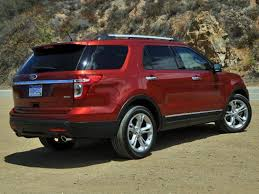 ford explorer trunk space 2014 ford explorer remains the most popular midsize suv ny daily