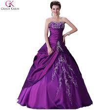 cheap wedding gown purple find wedding gown purple deals on line