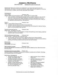 Resume Templates For Receptionist Resume Template For Receptionist Entry Level Receptionist