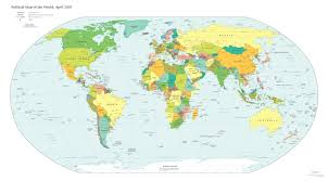 world politic map free high resolution map of the political world