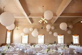 large white balloons large white balloons at different heights instead of