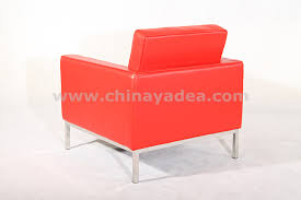 Knoll Sofa Replica by Modern Furniture Premium Leather Florence Knoll Sofa Cf029 Chairs