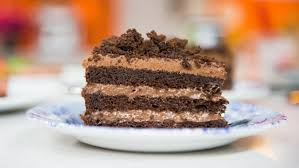 dark chocolate layer cake today com