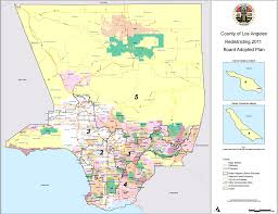 Los Angeles City Map by Demographics Los Angeles County Gis Data Portal