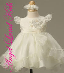 beautiful affordable ivory baby girls christmas holiday dresses