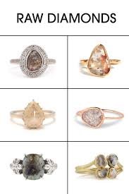 engagement rings that are not diamonds 25 alternative engagement rings for the unconventional