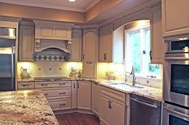Double Wall Oven Cabinet Jm Design Build Kitchen Remodeling Cleveland U2013 General