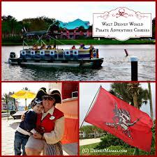 disney mamas pirate adventure cruises at walt disney world