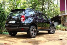 renault duster 2017 black renault duster official review page 269 team bhp