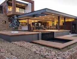 roof modern contemporary flat roof house plans arts beautiful