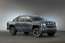 Chevy Silverado Truck Accessories - chevrolet introduces silverado special ops concept