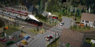 home 3d train studio