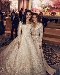 elie saab wedding dresses busra yavuz elie saab wedding dress popsugar fashion middle east