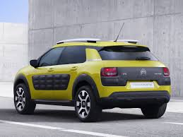 new citroen new citroen c4 cactus brings a breath of fresh air to compact