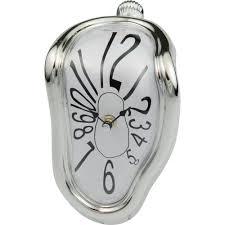 clock unique melting clock design salvador dali melting clocks
