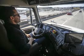 2016 volvo big rig otto u0027s big rigs drive into autonomous future with uber san