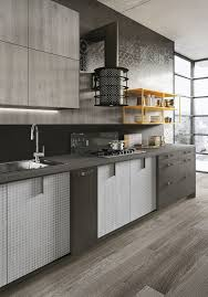 Kitchen Cabinets Open Shelving Kitchen Style Fascinating All Gray Kitchen Cabinets Of Industrial