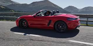 Porsche Boxster Gts Specs - 2018 porsche 718 gts pricing and specs photos 1 of 7