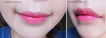 tutorial kiss korean beauty tutorial how to do korean gradient lips beautifulbuns a