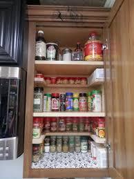 spice cabinets for kitchen kitchen design spice cabinet organizer organiser in prepare 0