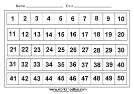 numbers 21 50 lessons tes teach
