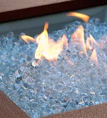 Fire Glass Pits by 145 Best Fire Pits U0026 Outdoor Fireplaces Images On Pinterest