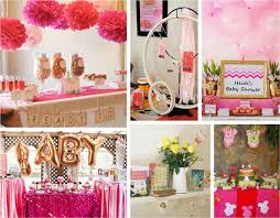 different baby shower baby shower themes for a girl pink and brown archives baby