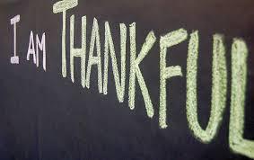 thankfulness challenge