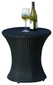 Espresso Accent Table Rattan Accent Tables Latest Wicker Accent Table All Weather Wicker
