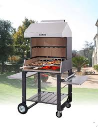 cuisine barbecue forni ionio wood fired barbecue from creative outdoor living